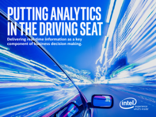 Putting Data Analytics in the Driving Seat