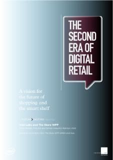 The Future of Retail: Shopping and the Smart Shelf