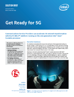 5G Ready for Communications Service Providers