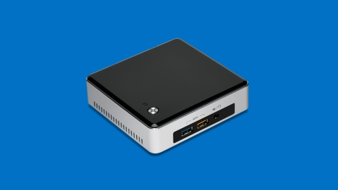 Intel Intel NUC Kit NUC5i5RYK Desktop & Mini PC